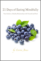 21 Days of Eating Mindfully bookcover